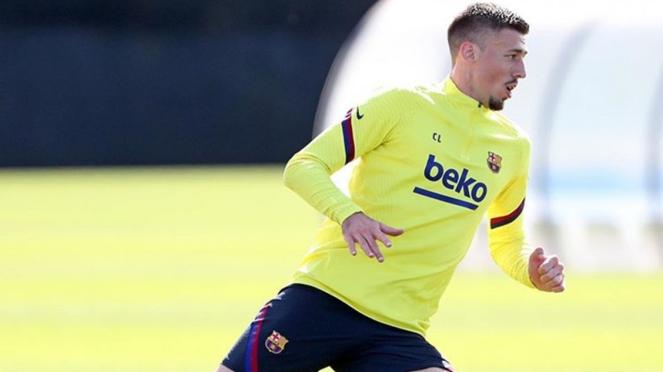 Bek Barcelona, Clement Lenglet