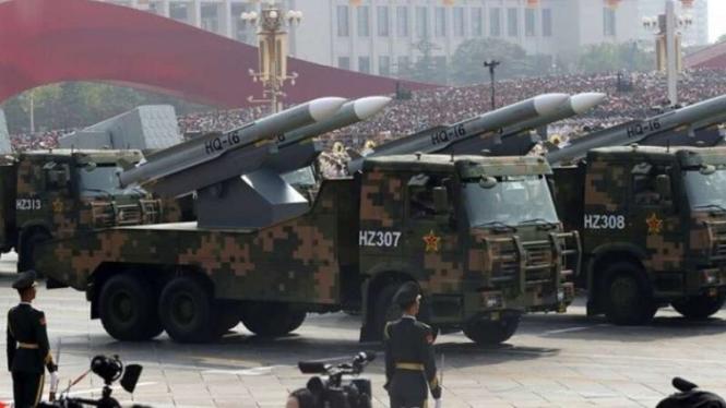 VIVA Militer: Parade militer Tentara Pembebasan Rakyat China (PLA)