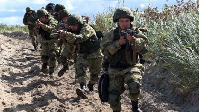 VIVA Militer: Personel Angkatan Bersenjata Rusia