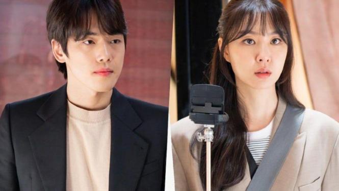 Seo Ji Hye dan Kim Jung Hyun.