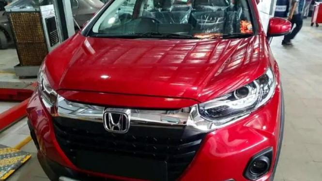 Honda WR-V 2020