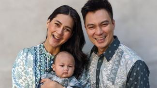 Baim Wong, Paula Verhoeven dan Kiano.