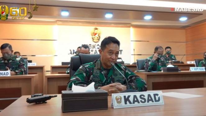 VIVA Militer: KSAD Jenderal Andika Perkasa