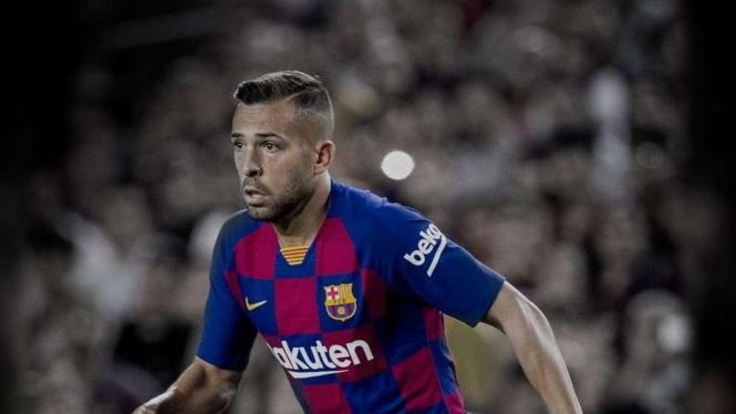 Bek Barcelona, Jordi Alba