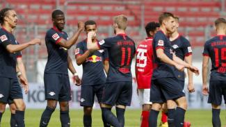 Pemain RB Leipzig.