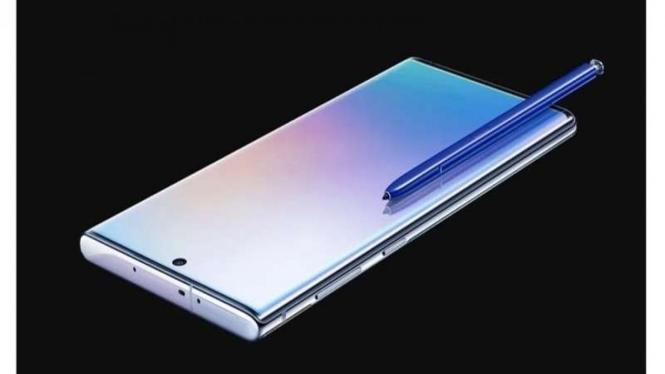 Ponsel pintar terbaru Samsung Galaxy Note 20 akan dirilis pada 5 Agustus 2020.