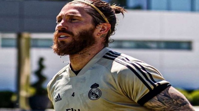 Bek Real Madrid, Sergio Ramos