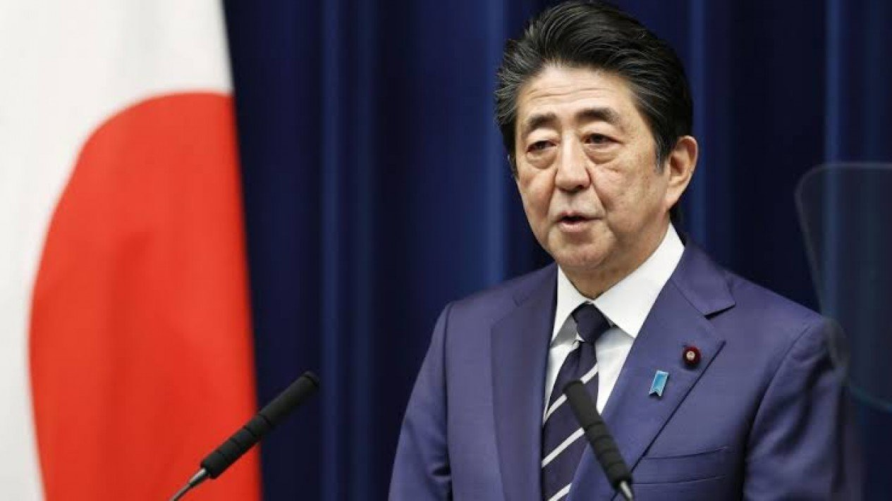 Perdana Menteri Jepang, Shinzo Abe