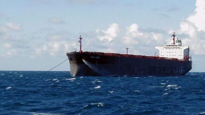 VIVA Militer: Kapal tanker Iran