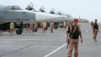 VIVA Militer: Armada Militer Rusia di Pangkalan Udara Hmeimim, Suriah