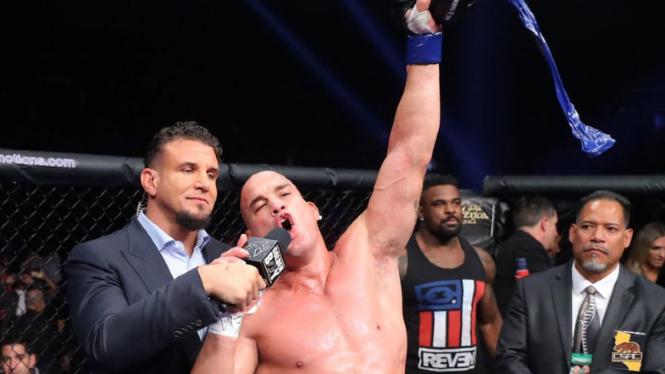 Veteran UFC, Tito Ortiz