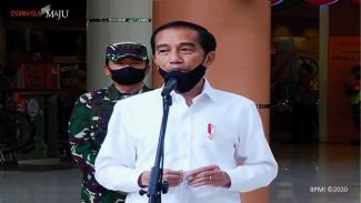 Jokowi Kunjungi Mal di Bekasi, Cek Kesiapan Normal Baru