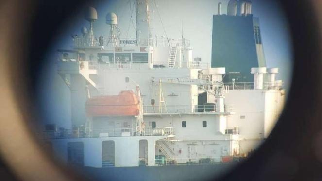 VIVA Militer: Kapal tanker minyak Iran dikawal militer Venezuela.