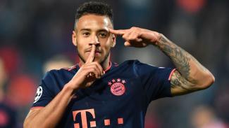 Gelandang Bayern Munich, Corentin Tolisso