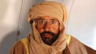 VIVA Militer: Saif al-Islam Gaddafi