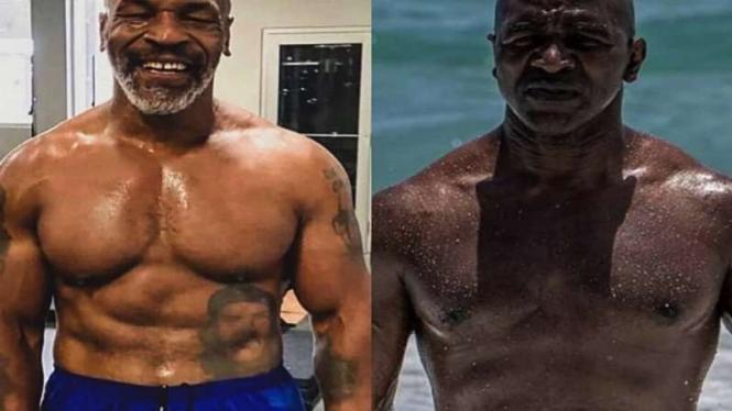 Tyson dan Holyfield