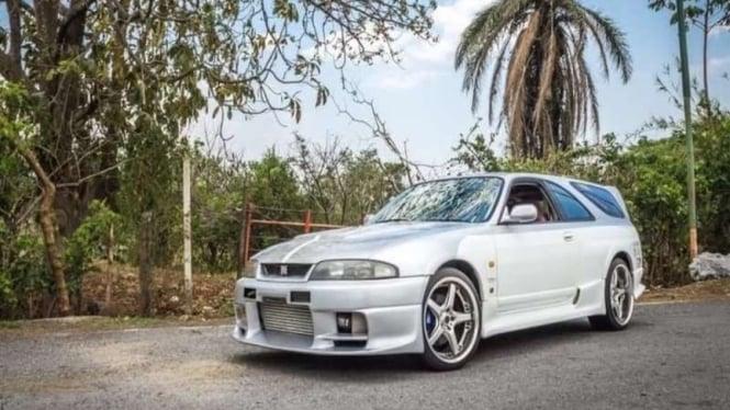 Nissan GT-R atap panjang dibanderol setara Rp1,25 miliar