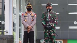 VIVA Militer: Panglima TNI Marsekal TNI Hadi Tjahjanto