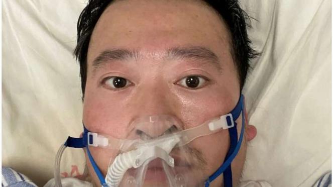 VIVA Militer: dokter Li Wenliang.