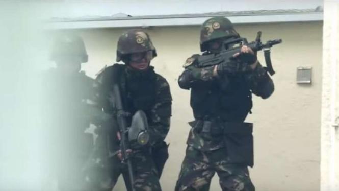 VIVA Militer: Militer China.
