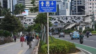 Mobilitas di Jawa-Bali Meningkat, Pemerintah: Masyarakat Jangan Lengah