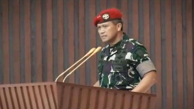 VIVA Militer: Komandan Jenderal Kopassus I Nyoman Cantiasa