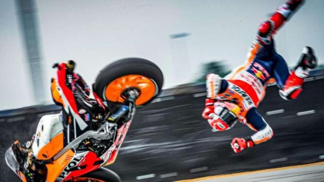 Pembalap Honda, Marc Marquez