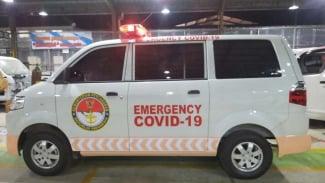 Positif COVID-19, Kabur dari Ambulans, Menghilang di Tengah Demonstran