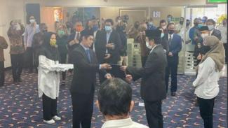 Iman Brotoseno diangkat jadi Dirut TVRI