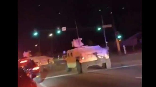 VIVA Militer: Kerusuhan Amerika