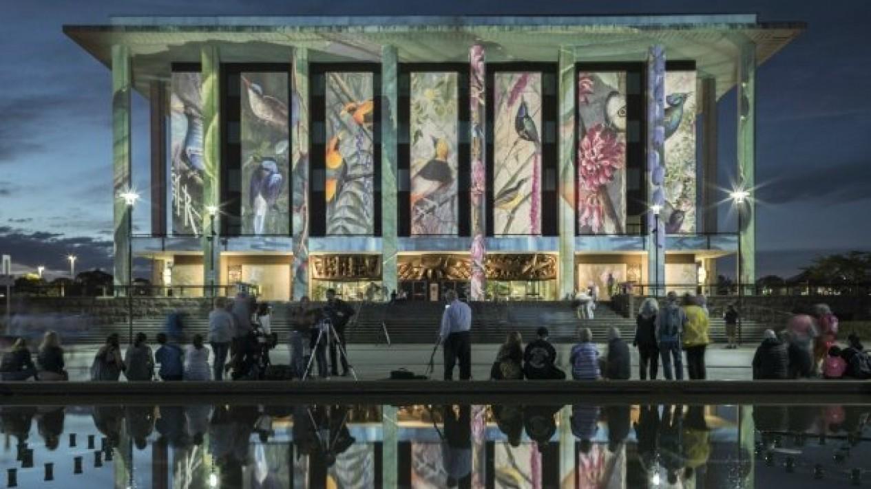 Perpustakaan Nasional Australia di Canberra memiliki salah satu koleksi terbesar mengenai Indonesia di dunia.
