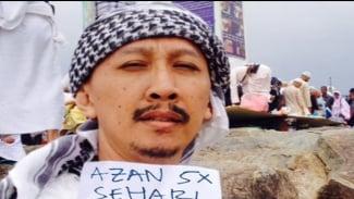 Permadi Arya alias Abu Janda (Foto/Twitter/Permadi Arya)