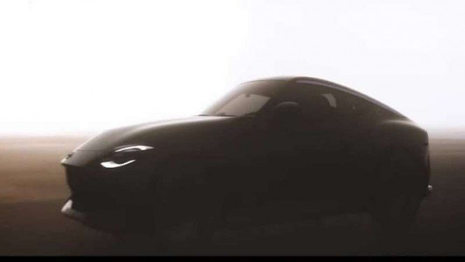 Generasi penerus 370Z muncul dalam video mobil baru Nissan