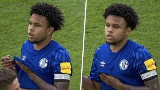 Pemain Schalke, Weston McKennie