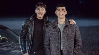 Ahn Bo-hyun dan Park Seo-joon.