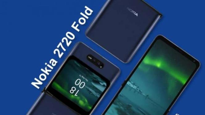 Nokia Fold.