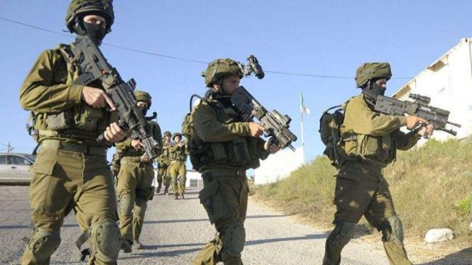 VIVA Militer: Pasukan Angkatan Bersenjata Israel (Tzahal)
