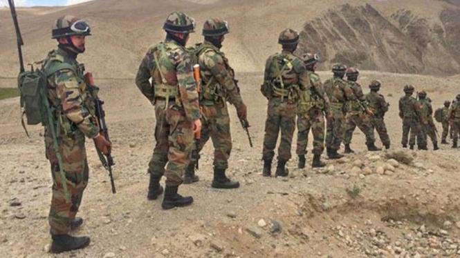 VIVA Militer: Pasukan Angkatan Bersenjata India (BSS) di Ladakh