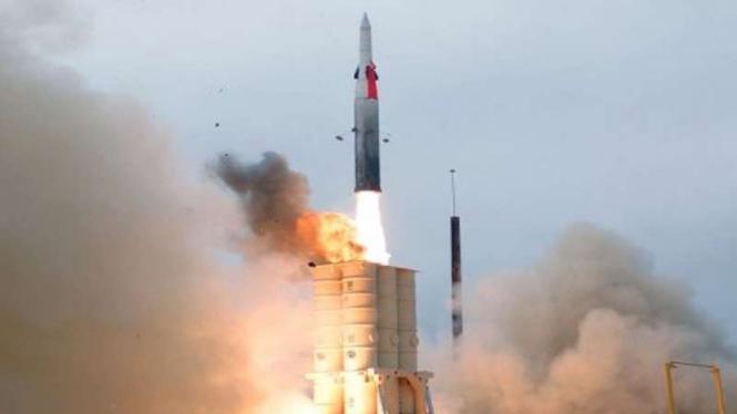 VIVA Militer: Rudal balistik nuklir Israel, Arrow 3