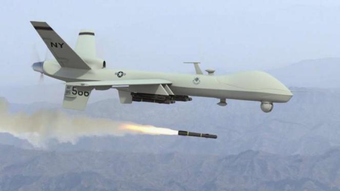 VIVA Militer: Drone General Atomics MQ-9 Reaper