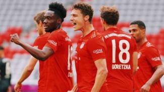 Bek Bayern Munich, Benjamin Pavard.