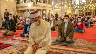 Masjid di Turki Mulai Diizinkan Gelar Salat Jumat