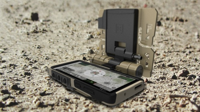Samsung Galaxy S20 Tactical Edition.