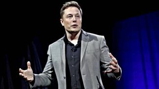 Ada Tiga Polisi Saat George Floyd Meregang Nyawa, Elon Musk Sayangkan Hanya Satu yang Ditangkap. (FOTO: Patrick T Fallon)