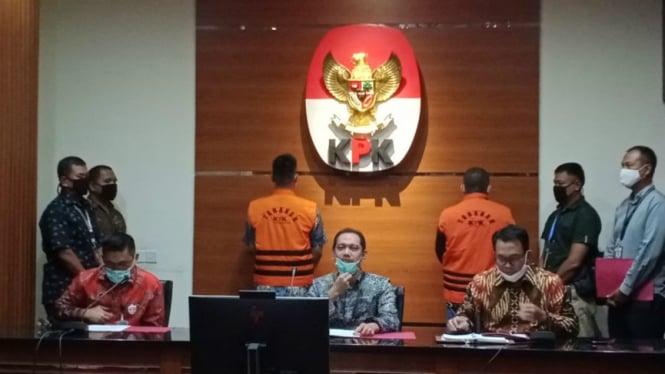 KPK tangkap mantan Sekretaris MA, Nurhadi dan menantunya Rezky Herbiyono