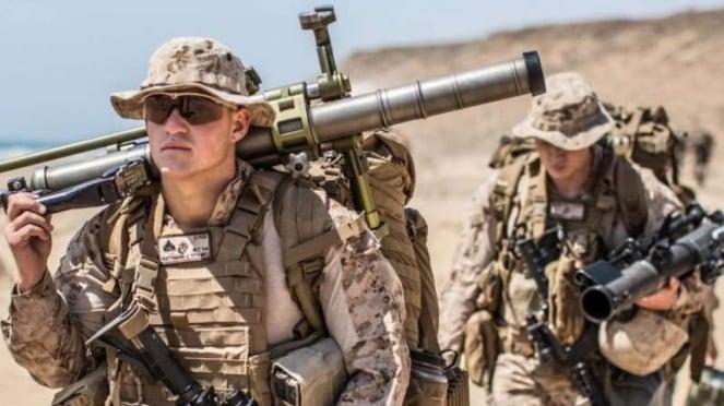 VIVA Militer: Pasukan Marinir Amerika Serikat (US Marines)