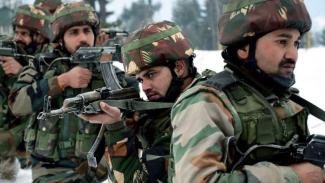 VIVA Militer: Pasukan Angkatan Bersenjata India (BSS)