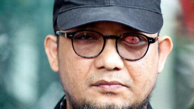Novel Baswedan, Penyidik Senior KPK | Foto Antara