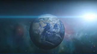 Corona Earth.