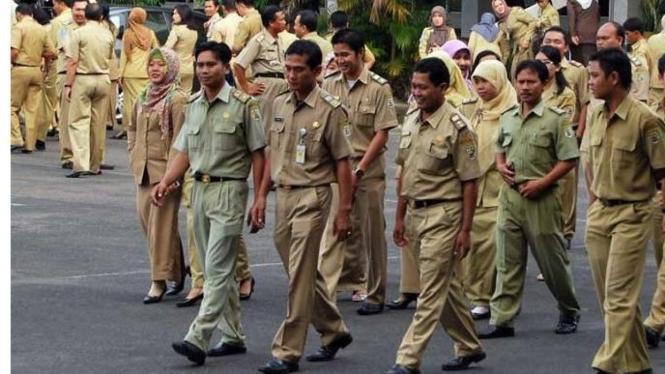 Aparatur Sipil Negara (ASN). Sumber: www.indonesiaconsult.com